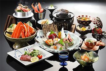 海風亭 寺泊日本海のちょっと豪華な昼食